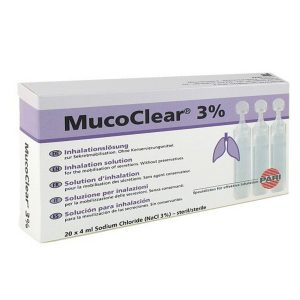 MUCOCLEAR-3%